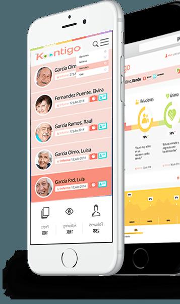 App, aplicación móvil y web móvil