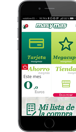 Aplicaciones móviles Android iOS