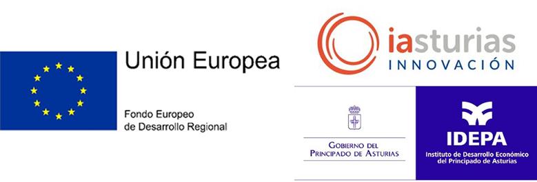 Fondo Europeo y Gobierno del principado de Asturias