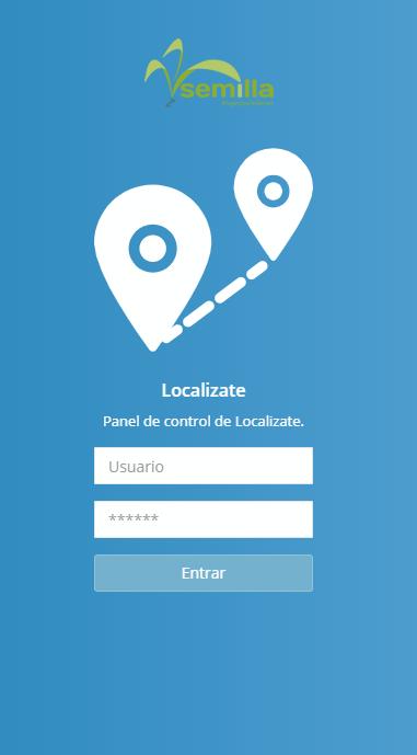 Proyecto Localízate